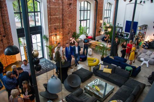 Otwarcie studia ernestrust w Łodzi