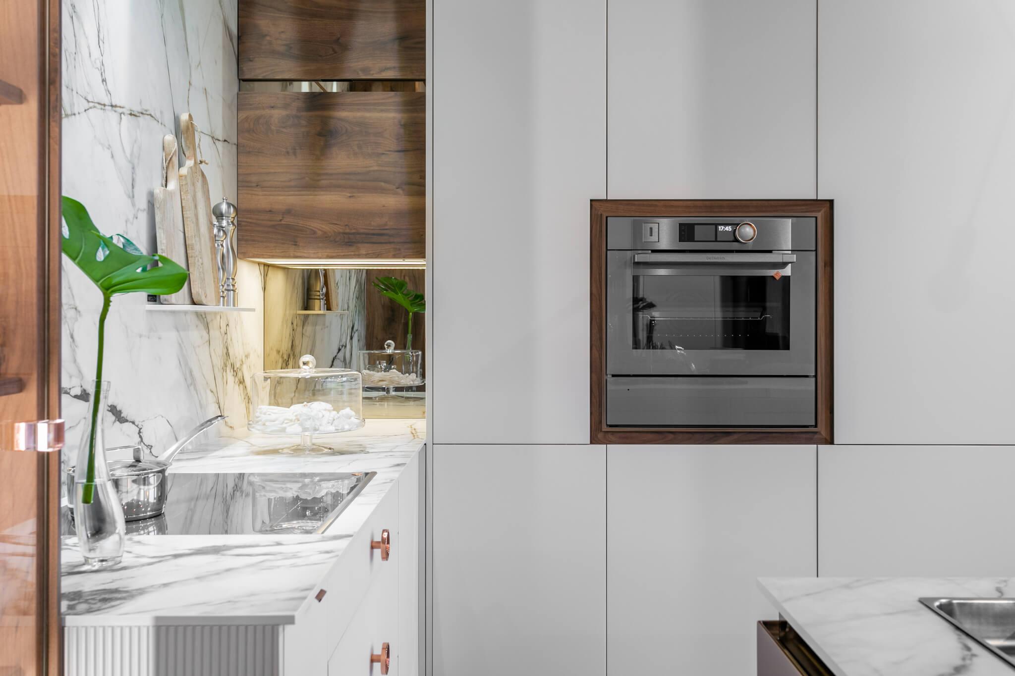 Jak zaprojektować małą kuchnię?
